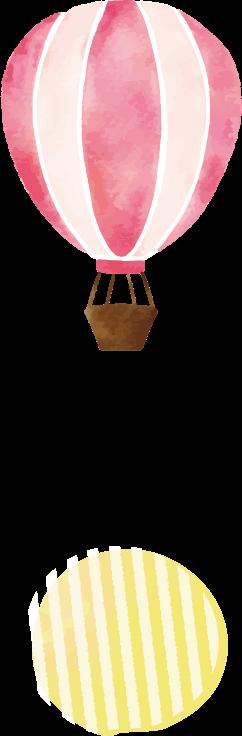 気球イラスト2